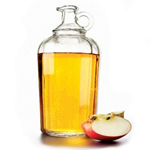 Home Remedies For Hair Growth - apple cider vinegar image