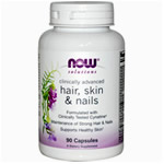 Best vitamins for hair growth - Now Foods Clinically Advanced Hair, Skin & Nails