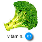 Best vitamins hair growth  - vitamin B7 image