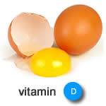 Best vitamins for hair growth - vitamin D image