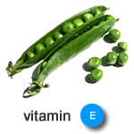 Best vitamins for hair growth - vitamin E image