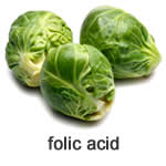 Best vitamins for hair growth - folic acid image