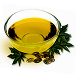 Home Remedies For Hair Growth - castor oil image