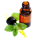 Home Remedies For Hair Growth - peppermint oil image