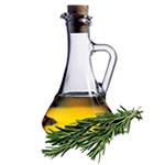 Home Remedies For Hair Growth - rosemary oil image