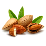 natural remedies for headaches - almonds