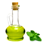 natural remedies for headaches - mint oil image