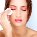 skin care routine - makeup removal image