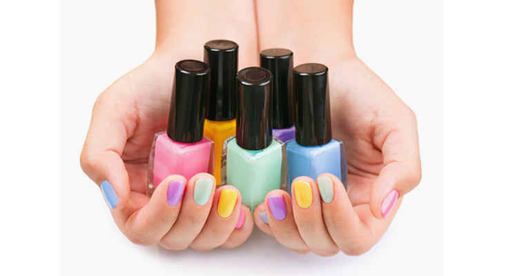 Best organic nail polish brands - article head image
