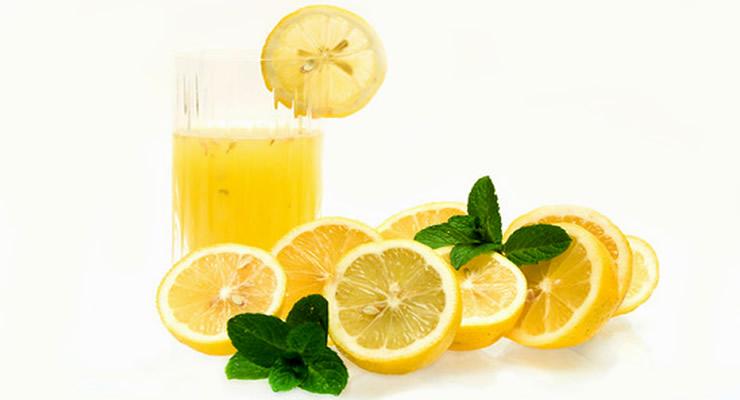 Lemon juice diet - article head image