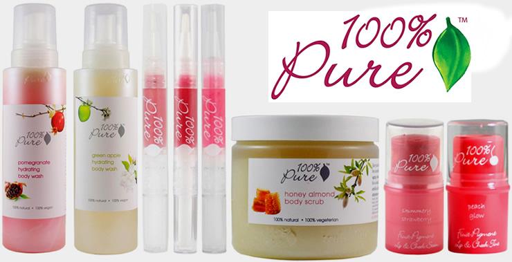 Natural makeup brands - 100% Pure image
