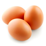 Vitamins for nails - eggs image
