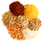 Vitamins for nails - Whole grains image