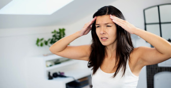 How to stop a migraine - article head image