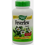 How to stop a migraine - Feverfew image