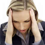 How to stop a migraine - managing stress image