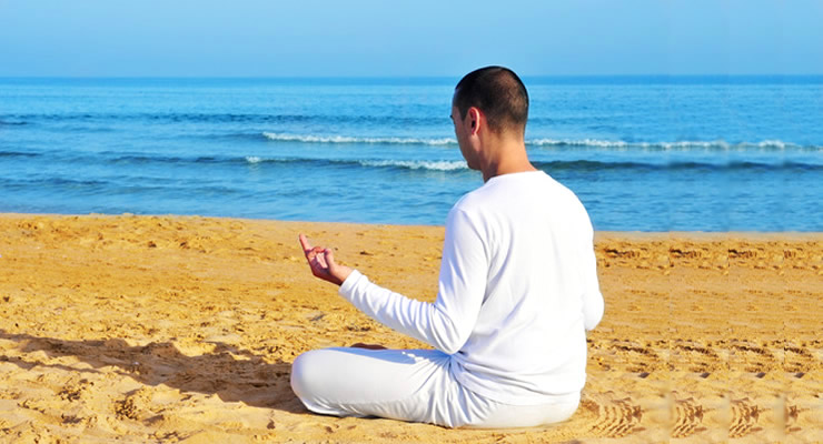 OM sound meditation - article head image