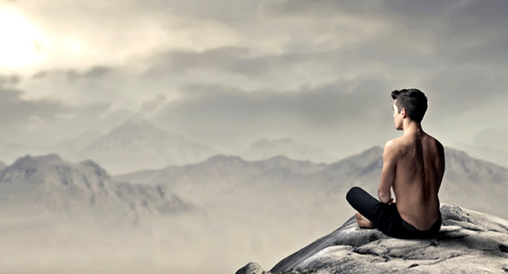 Types of meditation - article head image