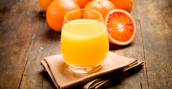 Benefits of orange juice - article head image