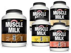 Best diet supplements - Cytosport Muscle Milk image