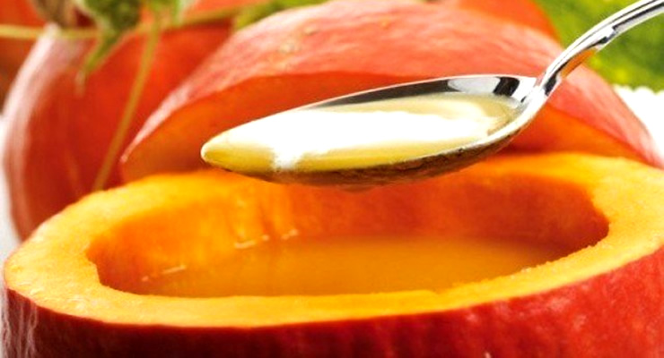 Healthy pumpkin recipes - article head image