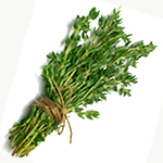 Herbs for hair growth - thyme image