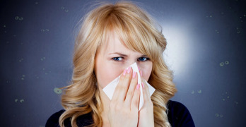 Sinus infection home remedy - article head image