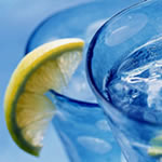 Natural Blood Thinners - water image