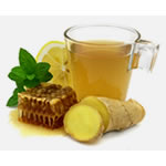 Natural Blood Thinners - ginger image