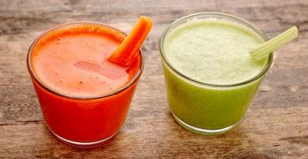 Vegetable Juice Recipes - article head image