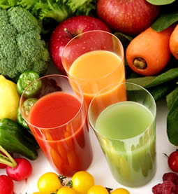 Vegetable juice recipes - juices image