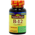 Vitamins for improving memory - Vitamin B 12 image