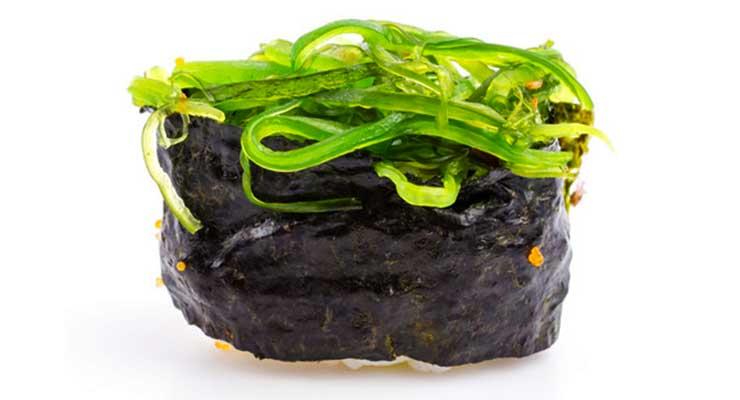 Benefits of seaweed - article head image