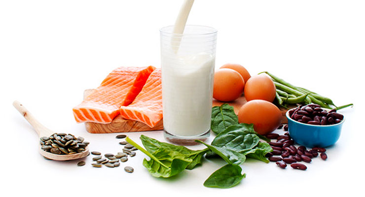 10 Foods High In Protein - article head image