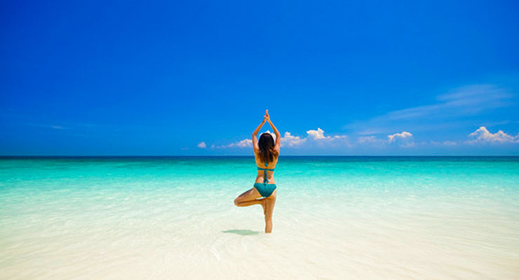 Hot Yoga benefits - article head image