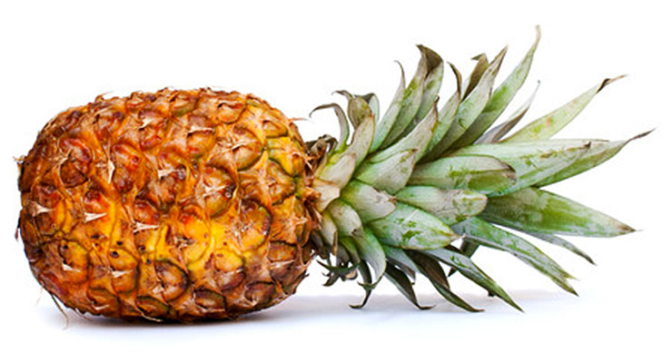 Pineapple Health Benefits - article head image