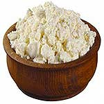 10 Foods High In Protein - cottage cheese image