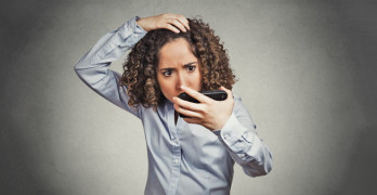 Hot Oil Treatment Against Dandruff