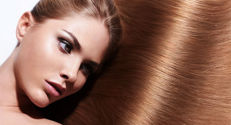 How To Make Your Hair Shiny - article head image