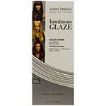 How to make your hair shiny - John Frieda Clear Shine Luminous Hair Glaze image