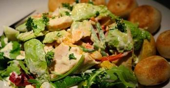 Chicken Avocado Salad recipes - article head image