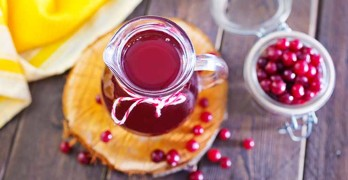 Cranberry Juice Benefits - article head image