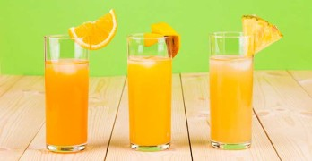 Fruit Juice Recipes - article head image